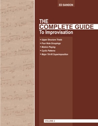 The Complete Guide To Improvisation - Volume 2